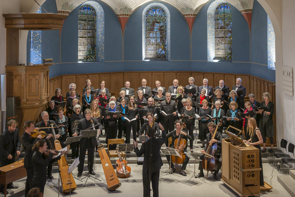 Bettagskonzert mit ensemble arcimboldo 2018